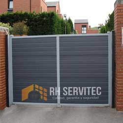 Instalación de Puertas Corredizas
