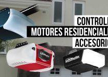 Controles, motores y accesorios