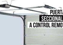 Puertas Seccionales Automaticas Rh Servitec
